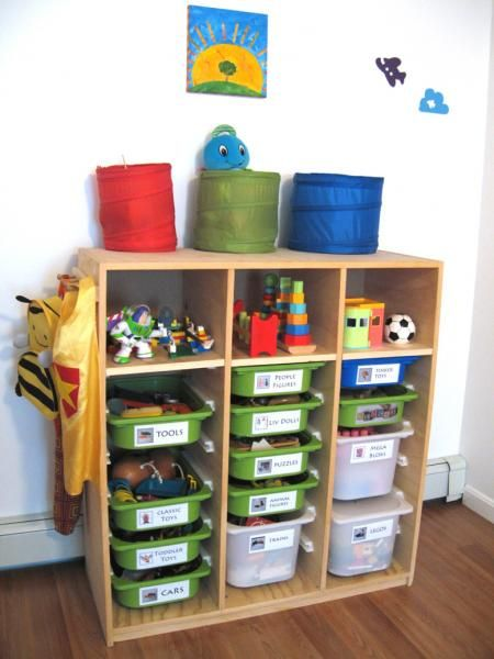 Toy Organizer Ikea Toy Storage, Toys And Storage On Pinterest