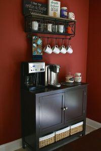 Home Decor: Coffee Bar | Cucina