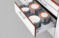 Bottom drawer plate holder. Orga-Line by Blum | House ...
