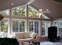 sunroom additions | Room addition  Atlanta sunroom with ...