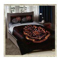 Hogwarts Crest Twin/Full Size Comforter Bedding Set ...