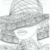 Adult Coloring Book, Printable Coloring Pages, Coloring ...