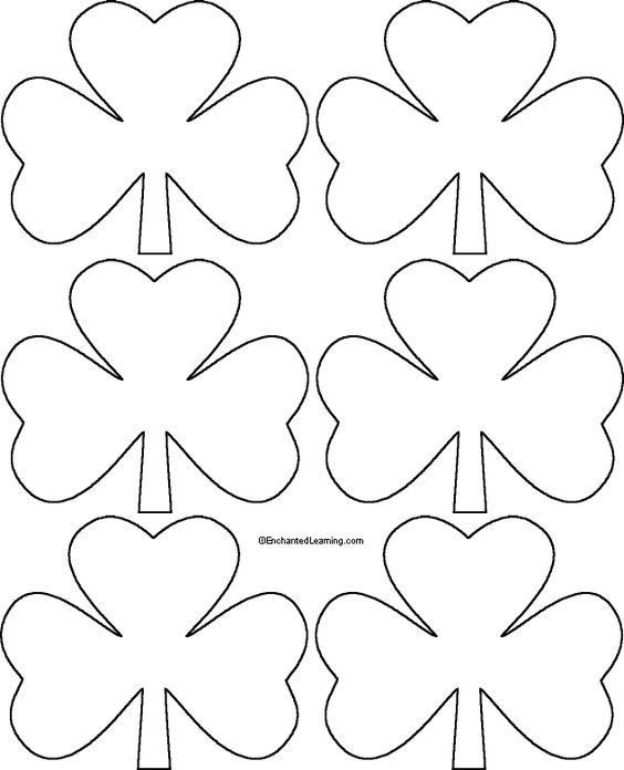 Realistic Graphic DOWNLOAD (ai, psd)  http\/\/vector-graphicde - shamrock template