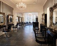 Royal styling chairs/ Royal bespoke styling units. Salon