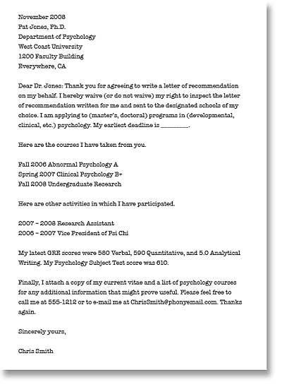 Recommendation Letter Sample Military | Free Resume Samples