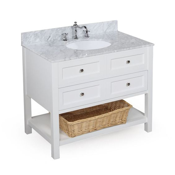 Pottery Barn Bathroom Vanity Pottery Barn Look Alike