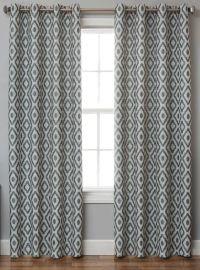 Shadow Jacquard Curtain -New! | BestWindowTreatments.com ...