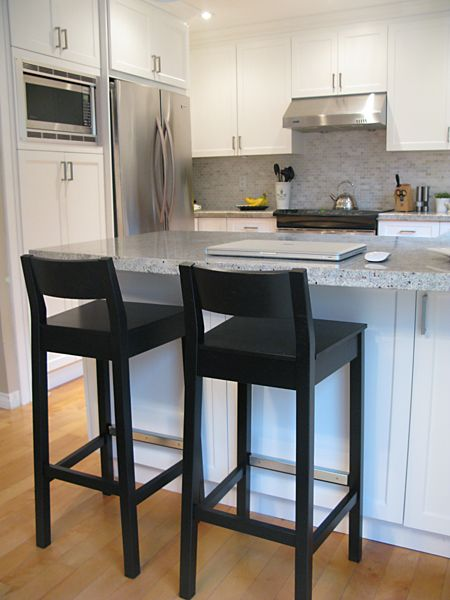 Oak Kitchen Bar Stools With Backs Kitchen Bar Stools. Black, Wooden? With Chair Back. | Home