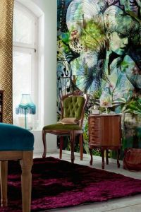 Beautiful Boho :: Statement Mural Walls