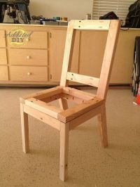 diy upholstered dining chairs, painted furniture ...