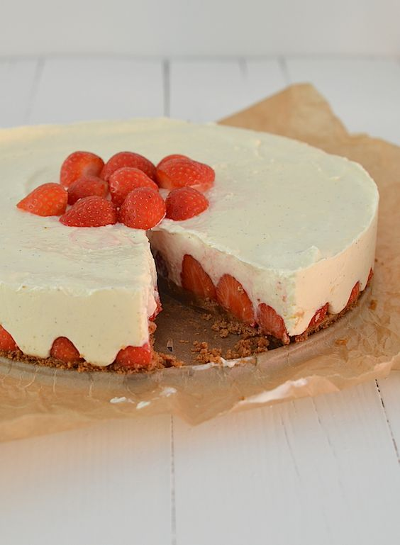 Uit Paulines Keuken Cheesecake Mascarpone And Taarten On Pinterest