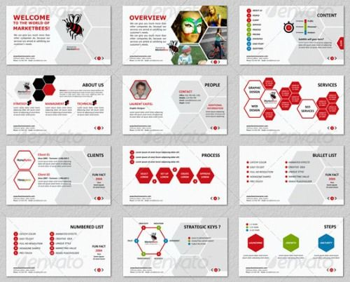 26 Best Graphic Design Resume Tips With Examples Marketbees Business Powerpoint Presentation Template