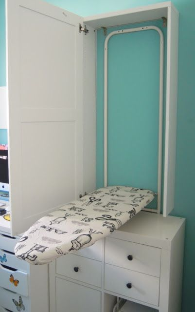 Muebles De Planchar Ironing Boards, Irons And The Doors On Pinterest