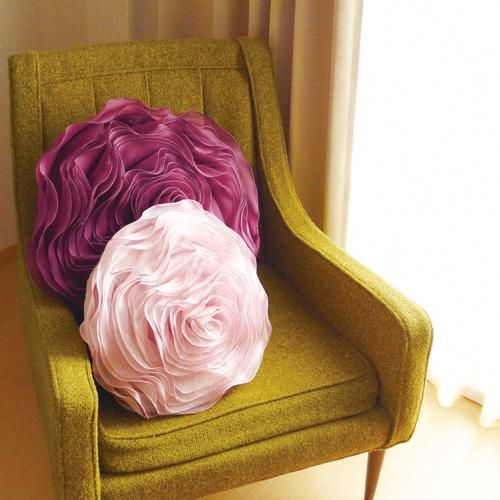 Como Hacer Cojines De Lana Pillows And Roses On Pinterest