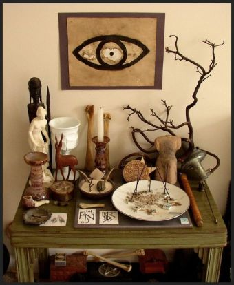 Create Your Own Altar | In My Sacred Space:
