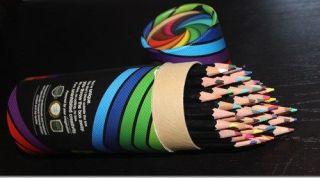 Review: Color Pencil Set 48 by ZenZoi | Paulette's Papers: