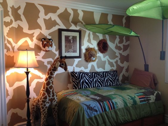 Cute Wallpapers For Girl Rooms Kids Jungle Room Ikea Leaf 14 99 New House Decor