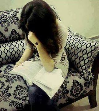 Smart Attitude Girl Hd Wallpaper Girl Busy In Study Snap Shots Pinterest Study And