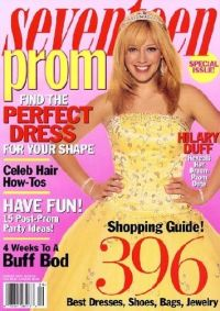 seventeen magazine prom dresses | Cover Girls...and Dudes ...