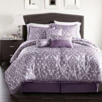 purple bedding - Westland Home 'Angelina' 7-Piece ...