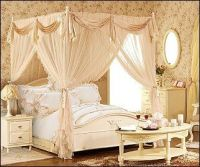 Victorian/Lace-Princess-Bed-Canopies-canopy_Netting-floral ...