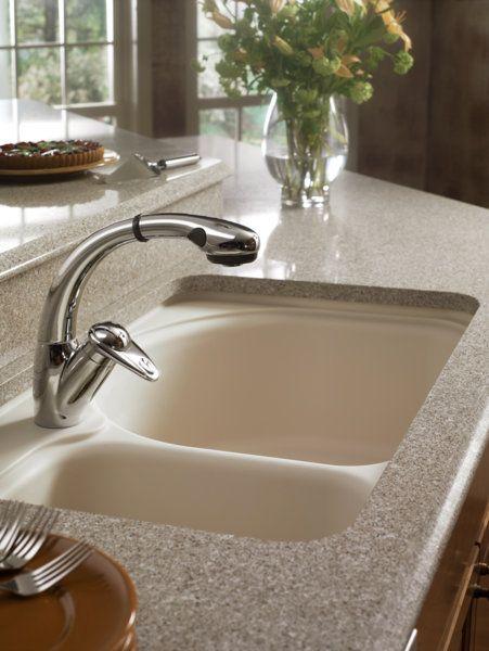 Undermount Sink Countertops And Sinks On Pinterest