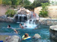 Pools, Rocks and Ten on ten on Pinterest