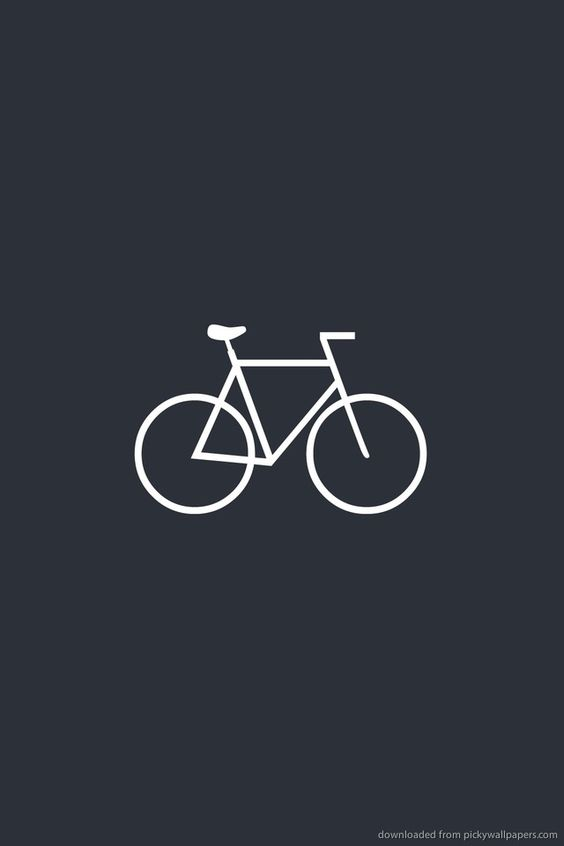 Fixed Gear Wallpaper Iphone Tap And Get The Free App Sport Bicycle Grey Unicolor Bike