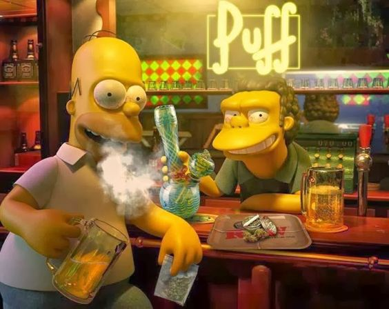 Zedge 3d Moving And Live Wallpapers Simpson Stoner W33daddict 420 Creativity Pinterest
