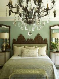 Sage green bedroom, Green bedrooms and Green bedroom ...