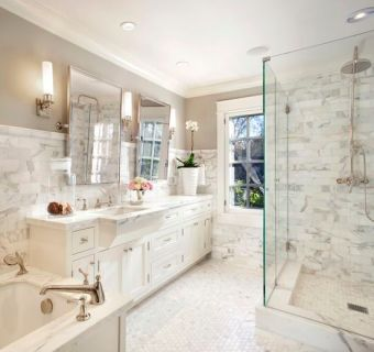 marble. clean. glass.: