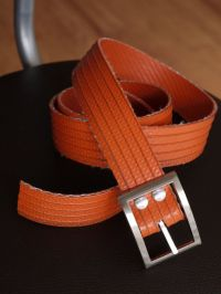 recycled fire hose belt | stuff + things | Pinterest ...