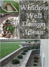 Window Well Design Ideas: Creative Ways to Dress up Your ...