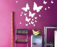 Butterfly Wall Murals Art Ideas | Boy & Girl Room Murals ...