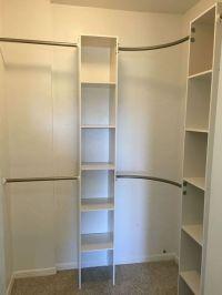 Corner Closet DIY | Pandora, Closet bar and Bar