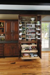 StarMark Cabinetry Super Chef Pantry. Five adjustable ...