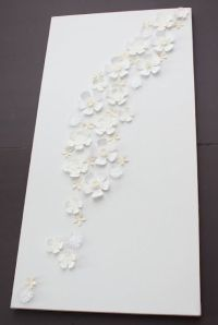 Personalized baby, Martha stewart and White flowers on ...