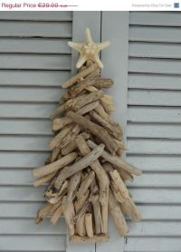Driftwood Natural Chistmas Tree - Driftwood Decoration ...