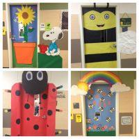 Garden theme, A bug and Door ideas on Pinterest
