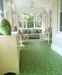 Billet Collins hand painted floor | PAINTING, SMALL HOUSE ...