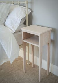 Small bedside tables