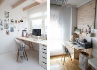 Ikea office inspiration, scandinavian interior design