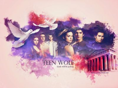 Teen wolf wallpaper (2) by Almitra-art.deviantart.com on @deviantART | Cast of Teen Wolf ...