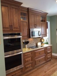 Inset cabinets and Cabinets on Pinterest