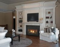 Insulation Around Gas Fireplace Insert. 1000 Ideas About ...