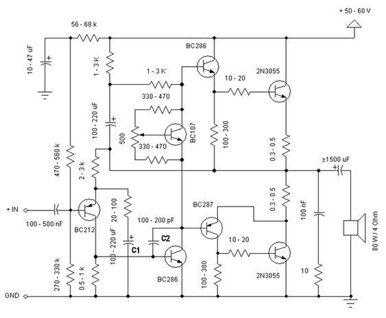 circuit schematic schematics pinterest circuit diagram and