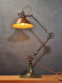 Unique floor lamps, Industrial and Floor lamps on Pinterest