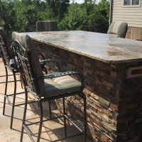 granite outdoor kitchens | outdoor dining outdoor dining ...