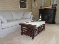 Handmade Wooden Lobster Trap Coffee Table   Furniture to ...