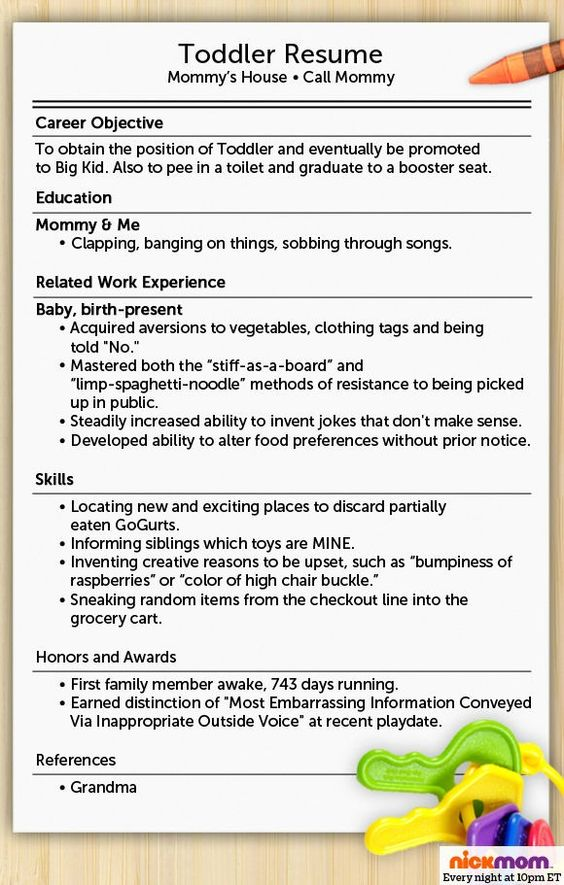 simple kids activity assistant resume child care resume sample
